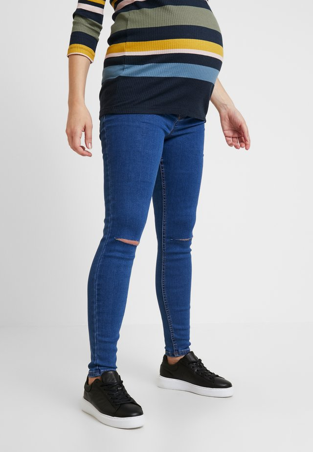 Slim fit jeans - mid blue