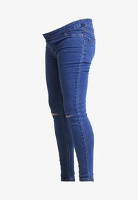 New Look Maternity - Jeans slim fit - mid blue - 4