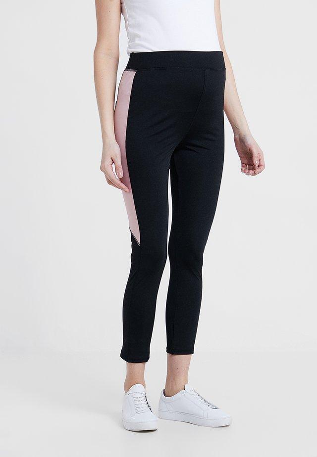 ACTIVE PANEL CBLOCK - Legging - black