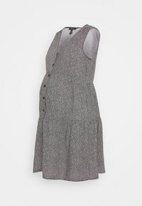New Look Maternity - LESS BTN THRU TBC - Vestido camisero - black - 0