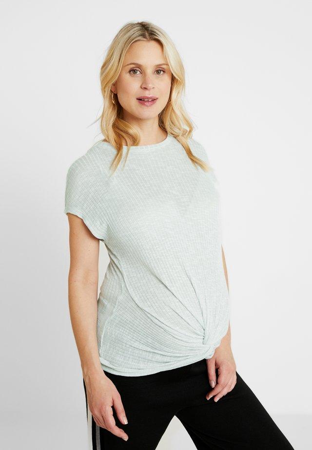 TWIST - Print T-shirt - green