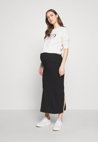 New Look Maternity - LOGO TOKYO - Sudadera - cream - 1