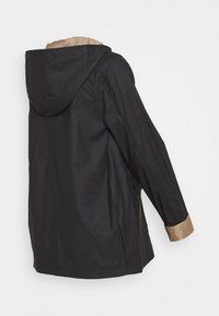 New Look Maternity - AMERIE ANORAK - Lehká bunda - black - 1