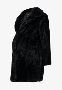 New Look Maternity - MATERNITY LEAD IN COAT - Veste d'hiver - black - 5