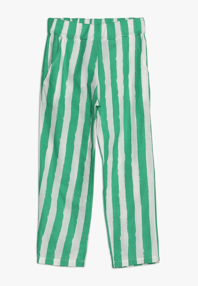 SUMMER PANTS - Trousers - green