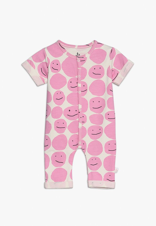 HAREM OVERALL BABY - Jumpsuit - pink