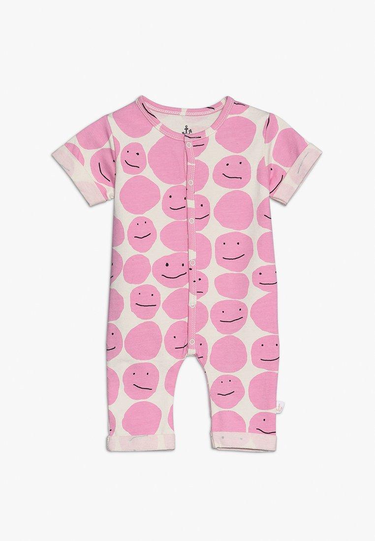 Noé & Zoë - HAREM OVERALL BABY - Overall / Jumpsuit /Buksedragter - pink
