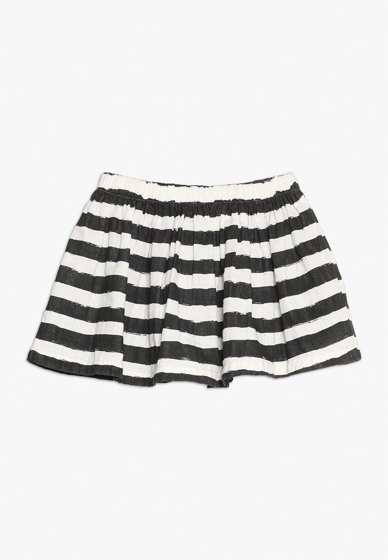 Noé & Zoë - ROLLER SKIRT - Mini skirt - black