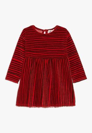 BABY DRESS - Freizeitkleid - red