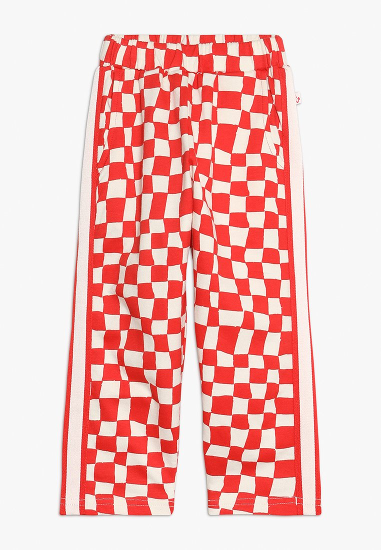 Noé & Zoë - SPORTY PANTS - Jogginghose - red checker