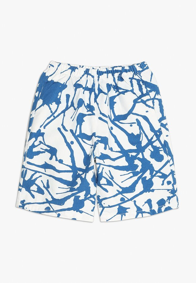 CULOTTES - Shorts - blue ink