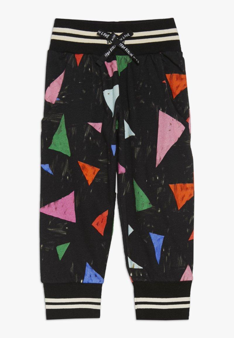 Noé & Zoë - PANTS - Jogginghose - black/multi-coloured