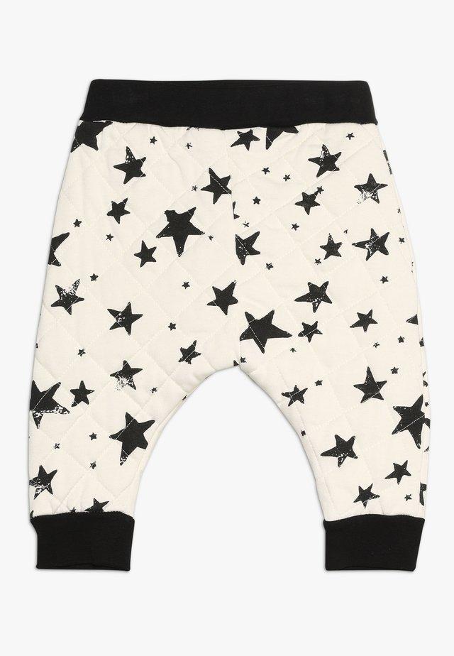 BABY COSMIC PANTS - Trousers - ecru