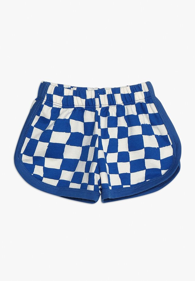 BABY SHORTIE BABY - Shorts - blue checker