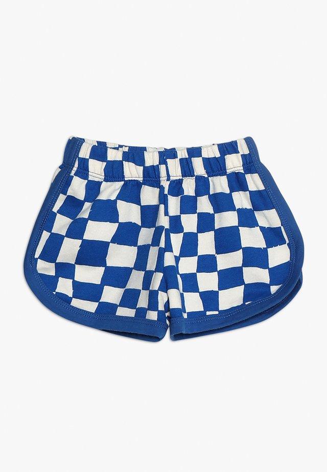 BABY SHORTIE BABY - Short - blue checker