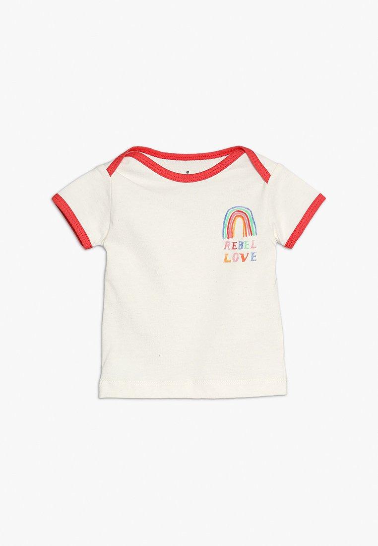 Noé & Zoë - BABY TEE - T-Shirt print - red