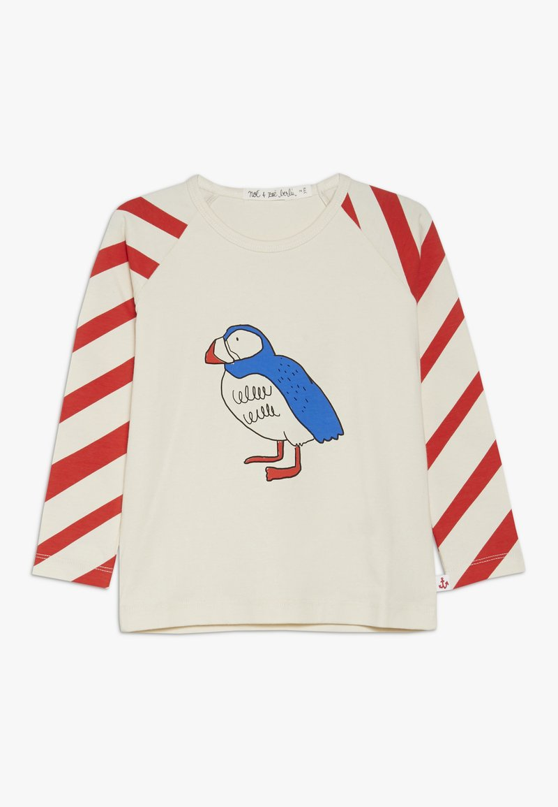 Noé & Zoë - BASEBALL TEE - Long sleeved top - red