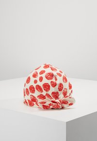 Noé & Zoë - BABY TURBAN - Berretto - red dots - 0