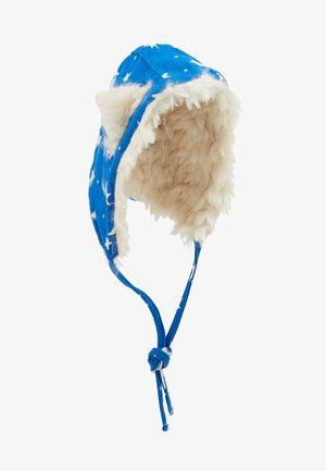 SPACE CAT HAT - Gorro - blue