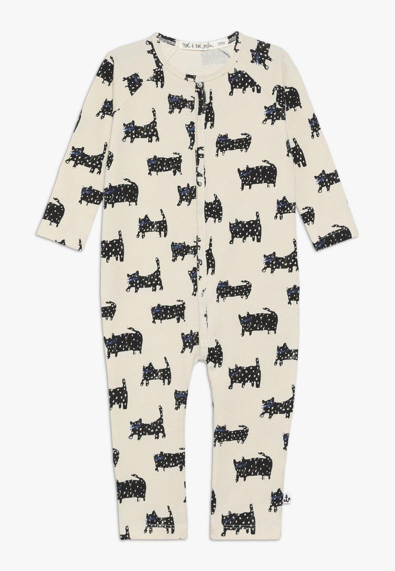 Noé & Zoë - PLAYSUIT BABY - Pyjama - off-white