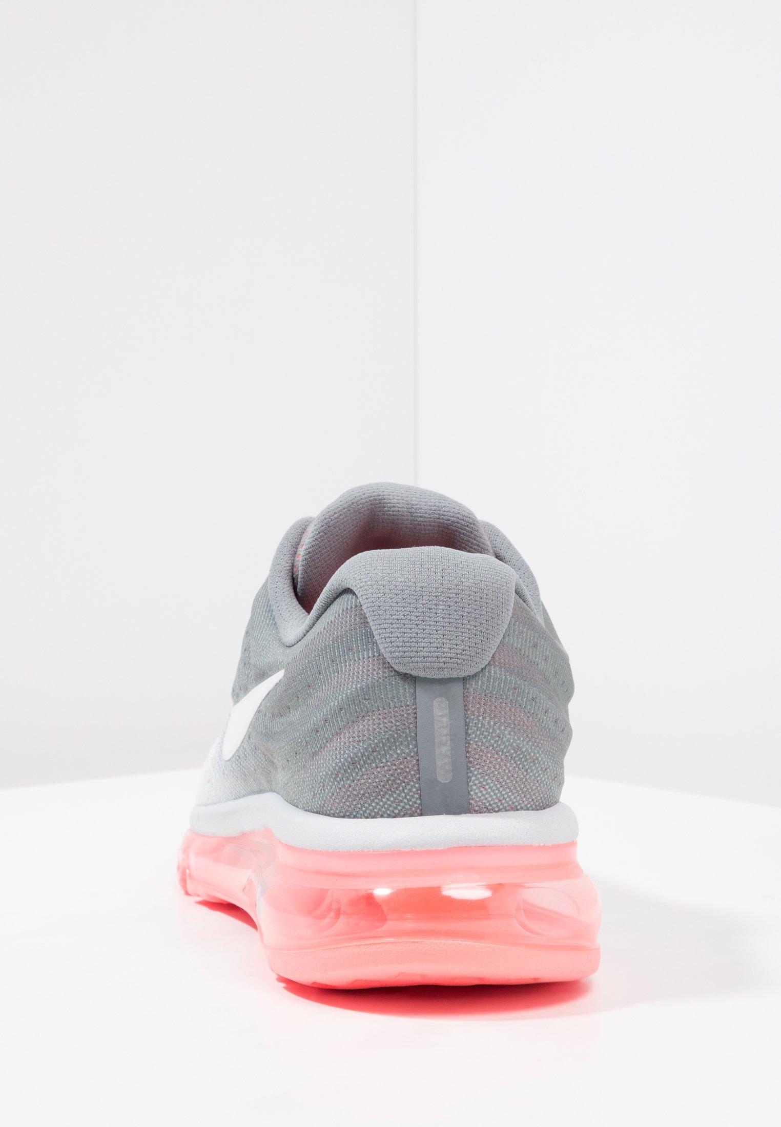 AIR MAX 2017 Chaussures de running neutres grisblanc