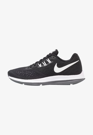 ZOOM WINFLO 4 - Neutrala löparskor - black/white/dark grey