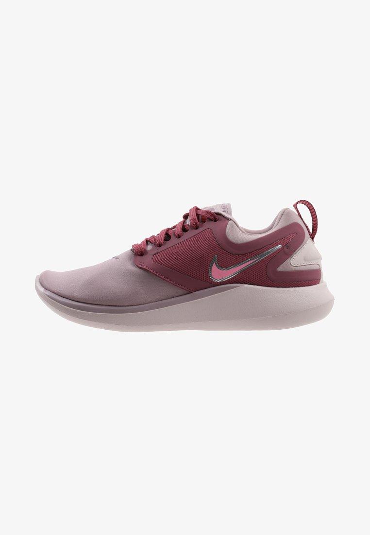 Nike Performance - LUNARSOLO - Laufschuh Neutral - elemental rose/pink beam/vintage wine
