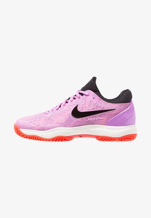 AIR ZOOM CAGE HC - Multicourt tennis shoes - active fuchsia/black/psychic pink/phantom/bright crimson