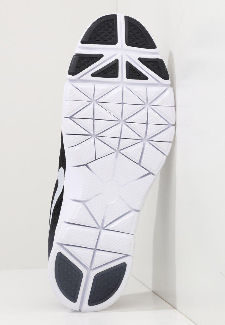 Nike Performance WMNS NIKE FLEX ESSENTIAL TR - Obuwie treningowe - black/anthracite/white