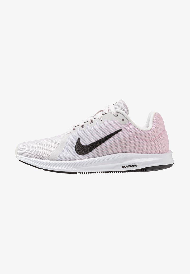 Nike Performance - DOWNSHIFTER 8 - Laufschuh Neutral - vast grey/black/pink foam/white