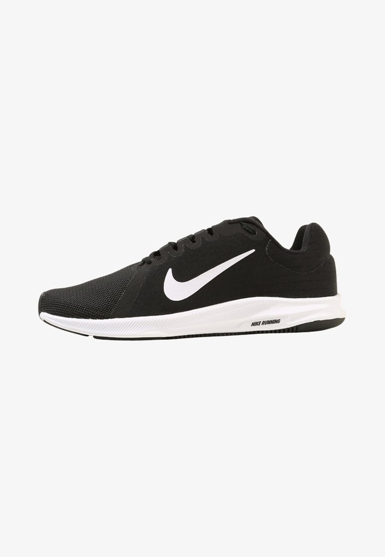 Nike Performance - DOWNSHIFTER 8 - Hardloopschoenen neutraal - black/white/anthracite