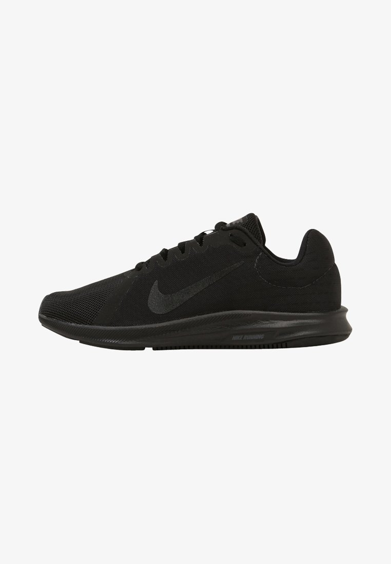 Nike Performance - DOWNSHIFTER 8 - Laufschuh Neutral - black