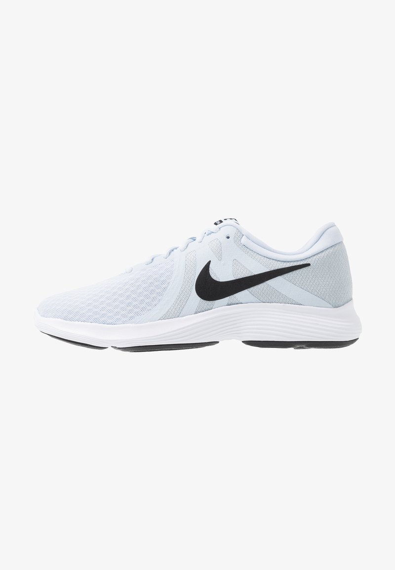 Nike Performance - WMNS REVOLUTION 4 EU - Neutral running shoes - half blue/black/wolf grey/white