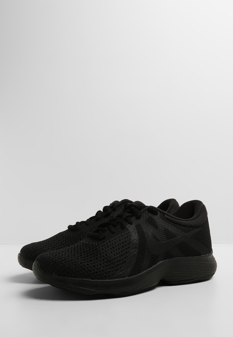 Nike Performance WMNS REVOLUTION 4 EU - Chaussures de running neutres - black