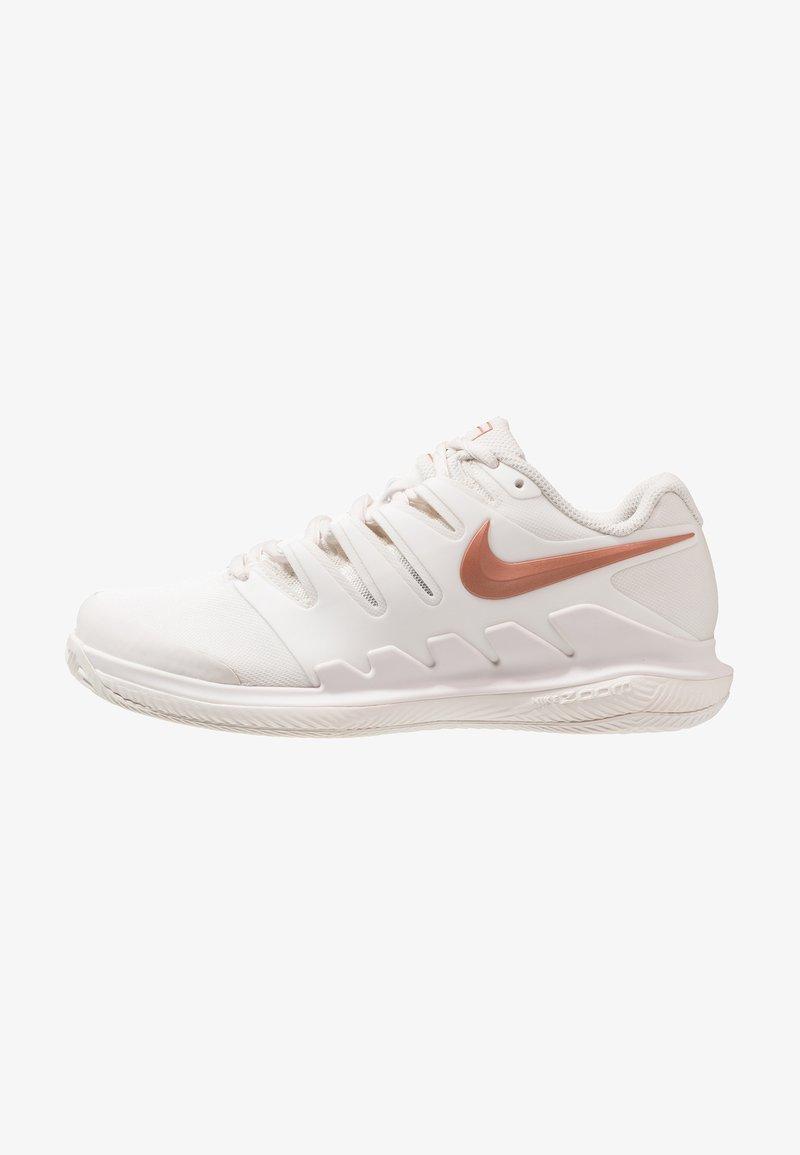 Nike Performance - AIR ZOOM VAPOR X CLAY - Clay court tennis shoes - phantom/metallic rose gold
