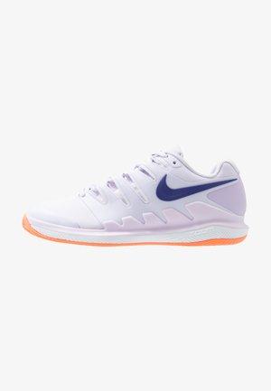 AIR ZOOM VAPOR X CLAY - Clay court tennis shoes - barely grape/regency purple/bright mango