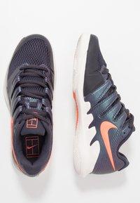 Nike Performance - AIR ZOOM VAPOR X - Zapatillas de tenis para todas las superficies - gridiron/hyper crimson/phantom - 1