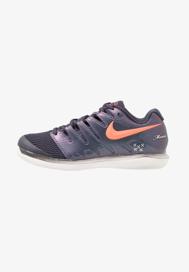Nike Performance - AIR ZOOM VAPOR X - Zapatillas de tenis para todas las superficies - gridiron/hyper crimson/phantom