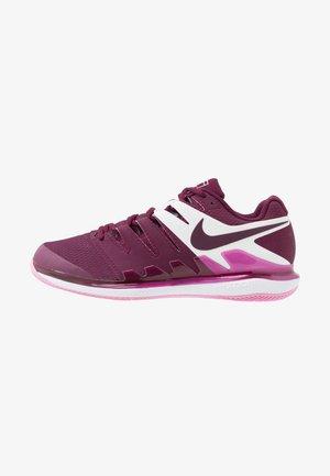 AIR ZOOM VAPOR X - Zapatillas de tenis para todas las superficies - bordeaux/pink rise/white