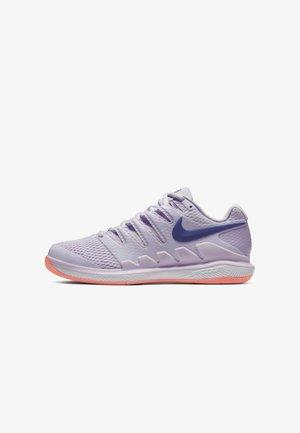 AIR ZOOM VAPOR X - Buty tenisowe uniwersalne - barely grape/bright mango/regency purple