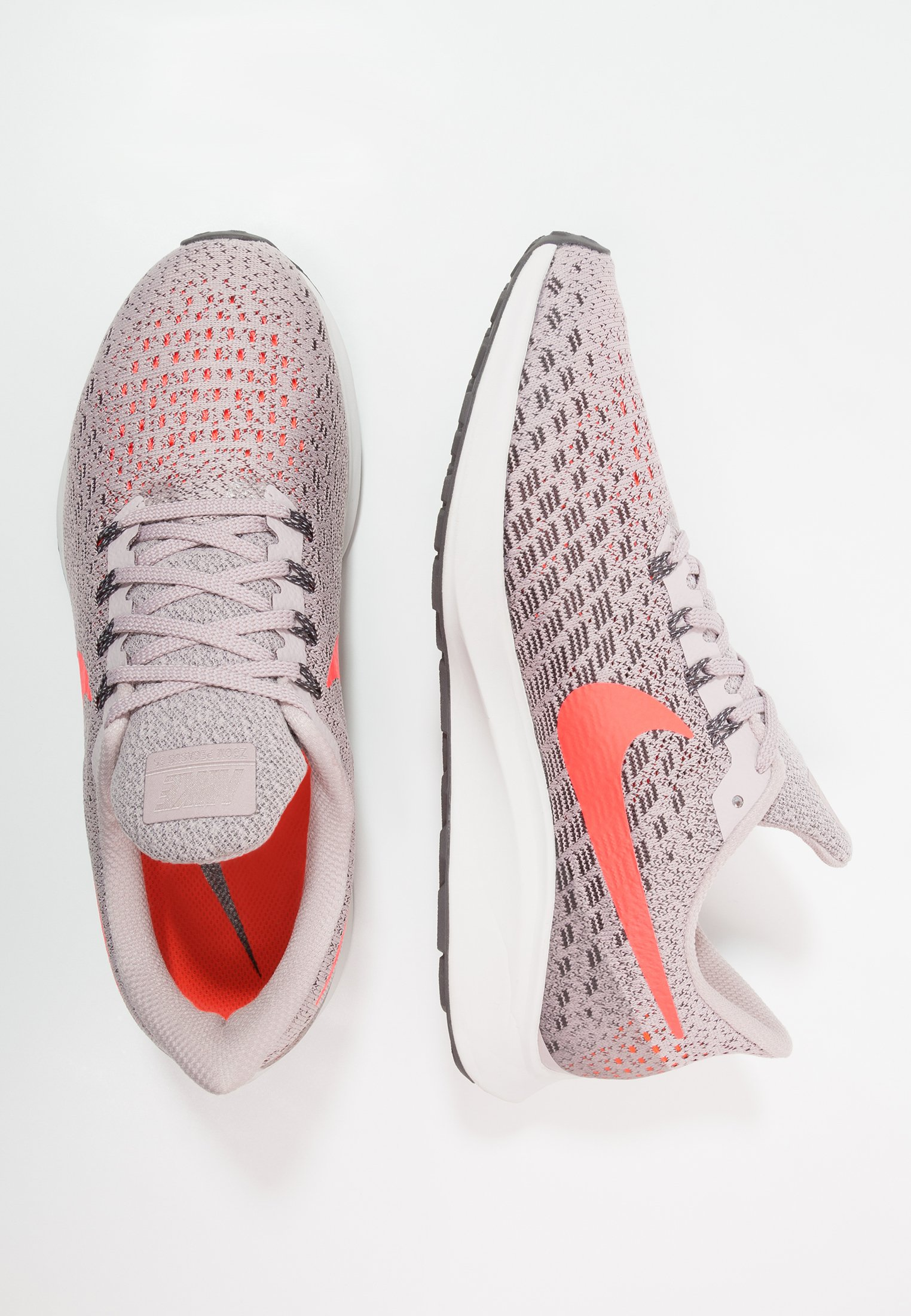 AIR ZOOM PEGASUS 35 - Zapatillas de running neutras - particle rose/flash  crimson