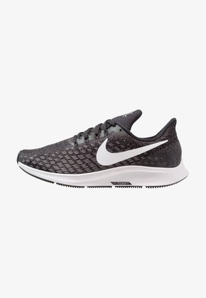 AIR ZOOM PEGASUS 35 - Neutral running shoes - black/white/gunsmoke/oil grey