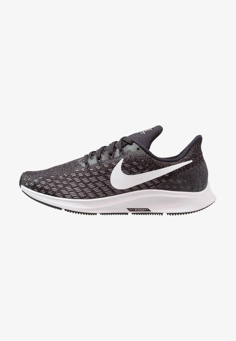 Nike Performance - AIR ZOOM PEGASUS 35 - Neutral running shoes - black/white/gunsmoke/oil grey