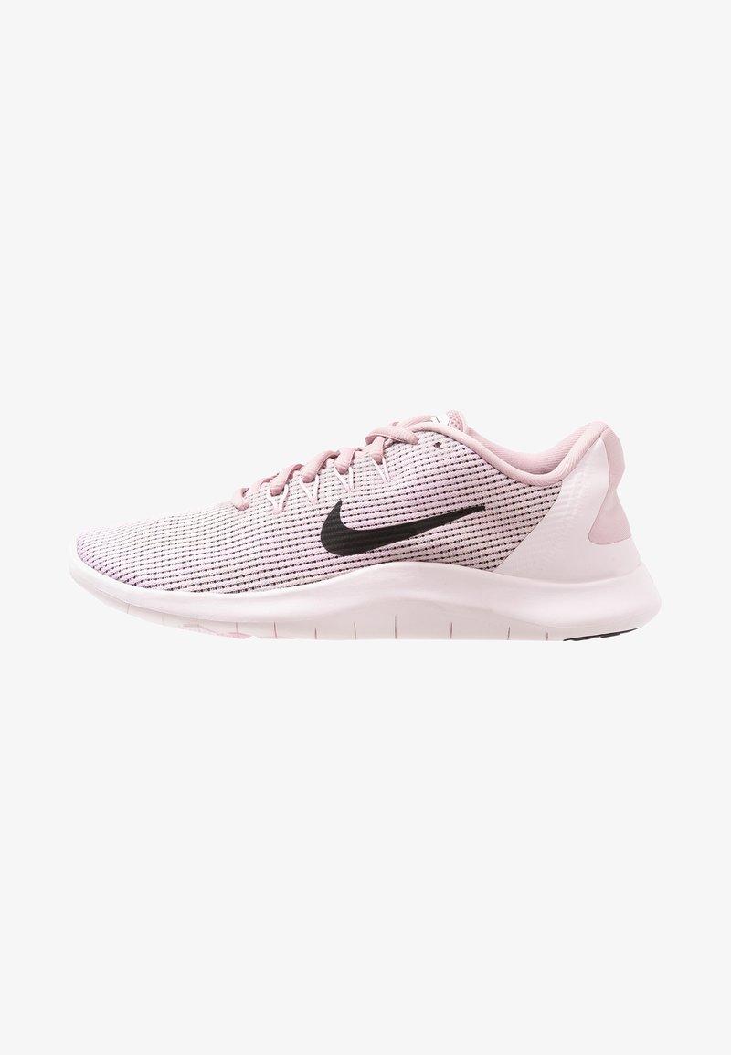 Nike Performance - FLEX 2018 RN - Paljasjalkajuoksukengät - plum chalk/black/pink/pale pink