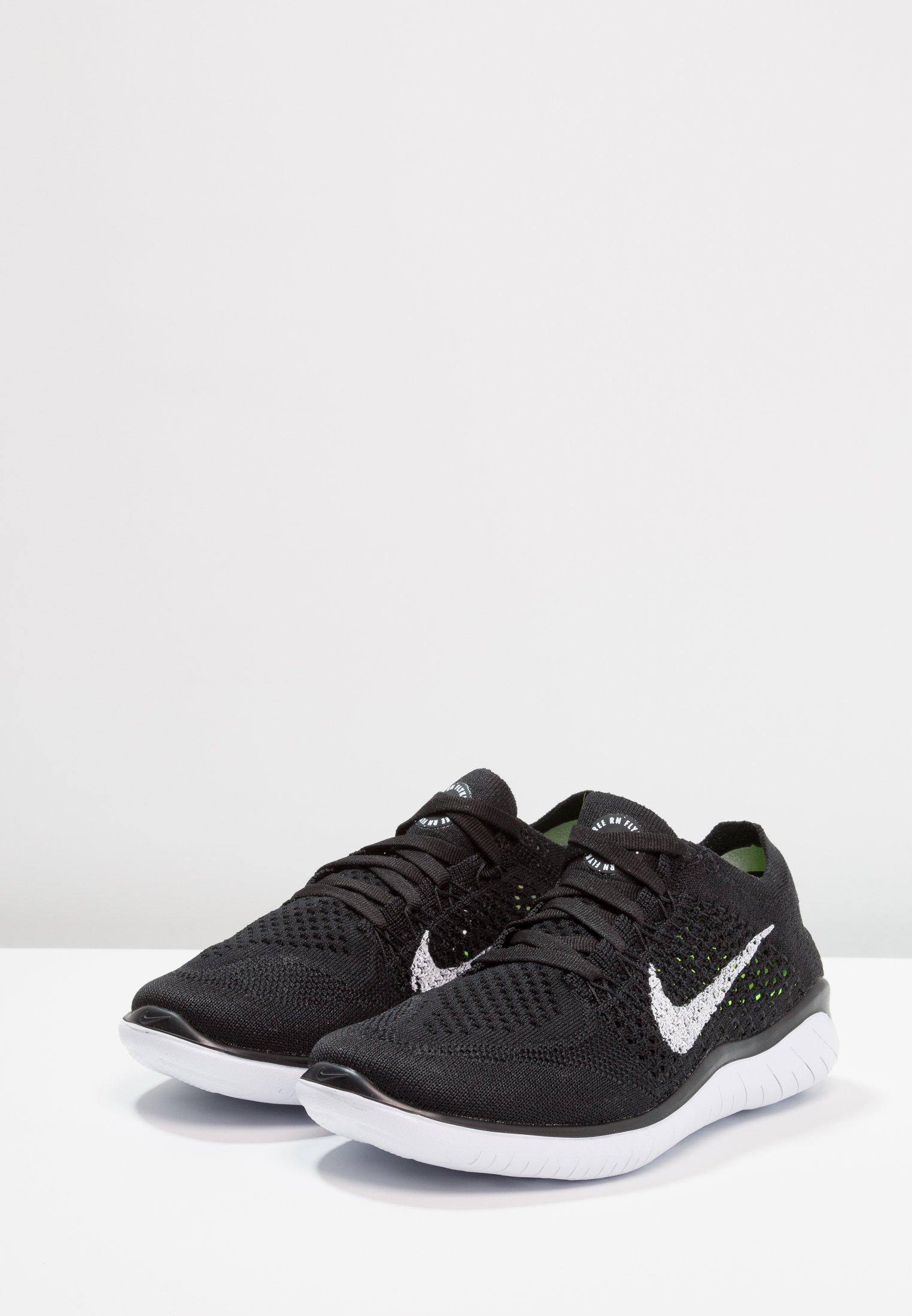 Kjøp Nike Free Rn 2018 Blackanthracite sko Online   FOOTWAY.no