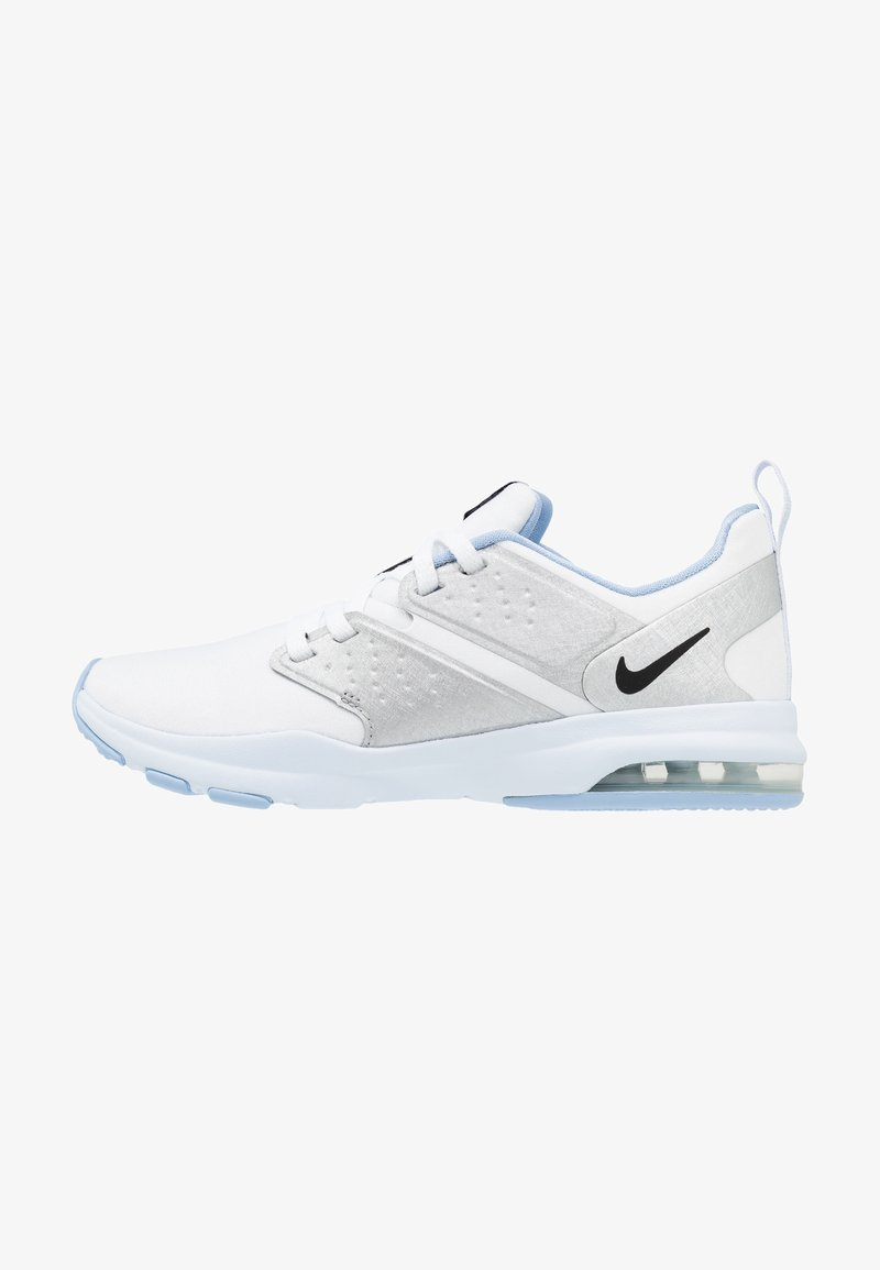 Nike Performance - AIR BELLA TR - Trainings-/Fitnessschuh - white/black/metallic silver/half blue