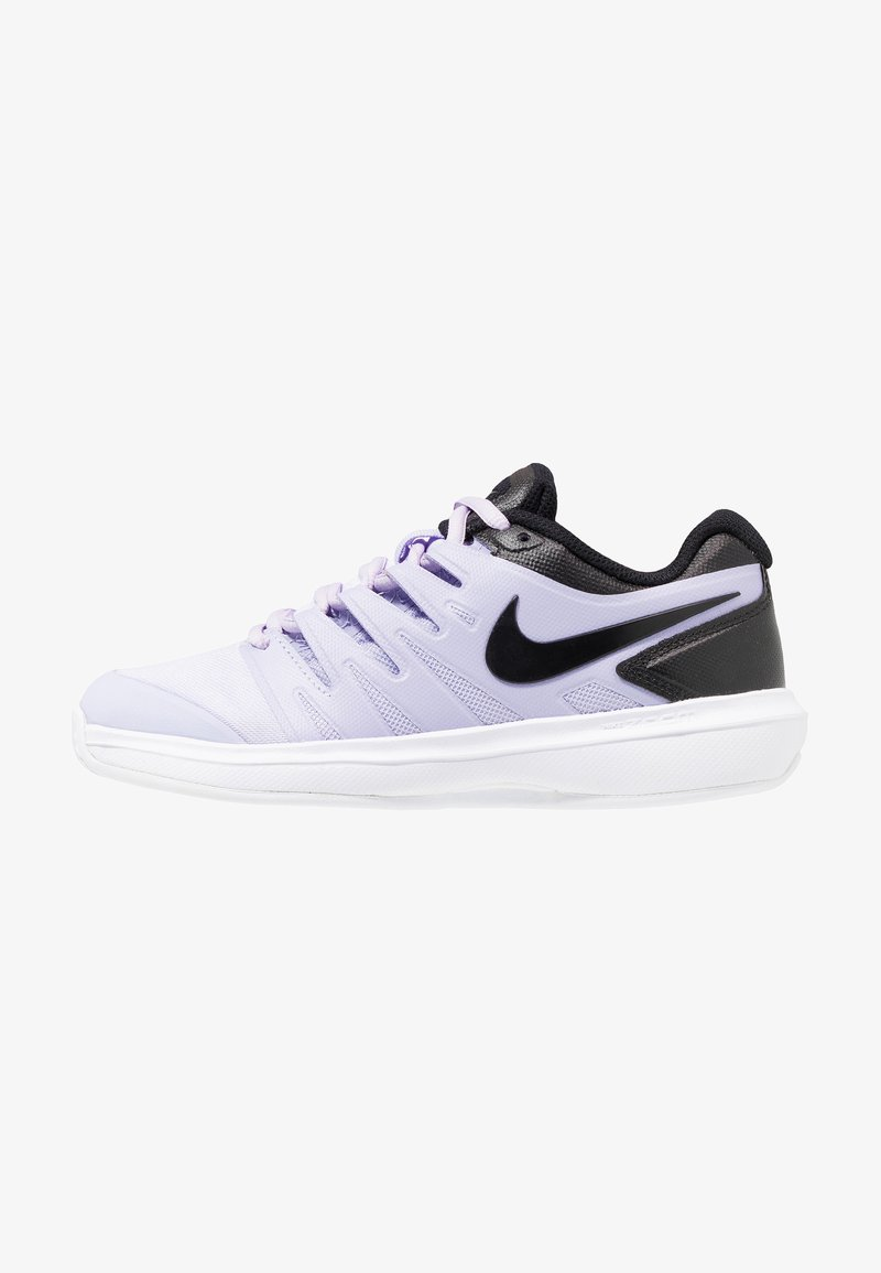 Nike Performance - AIR ZOOM PRESTIGE CLY - Clay court tennis shoes - oxygen purple/black/white