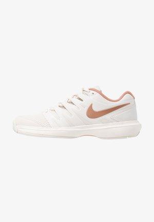 AIR ZOOM PRESTIGE - Multicourt tennis shoes - phantom/metallic red bronze/rose gold