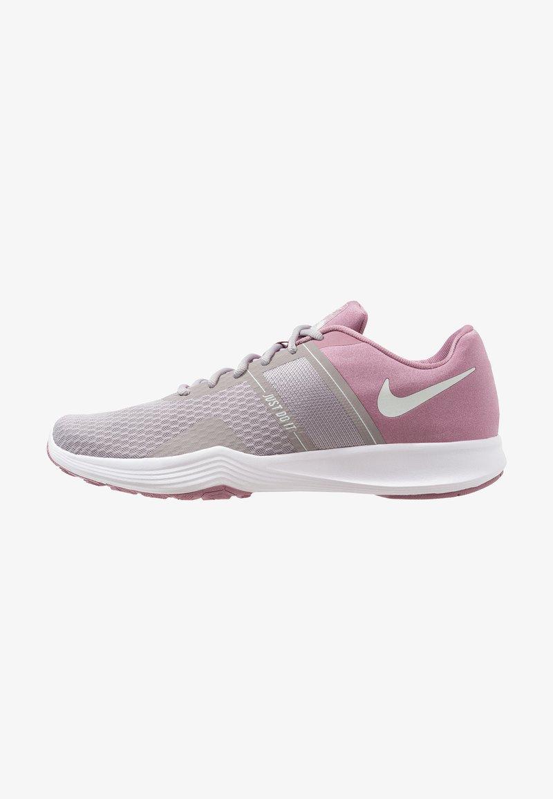 Nike Performance - CITY TRAINER 2 - Sportovní boty - plum dust/barely grey/atmosphere grey