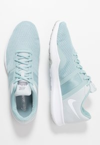 Nike Performance - CITY TRAINER 2 - Scarpe da fitness - ocean cube/white/pure platinum